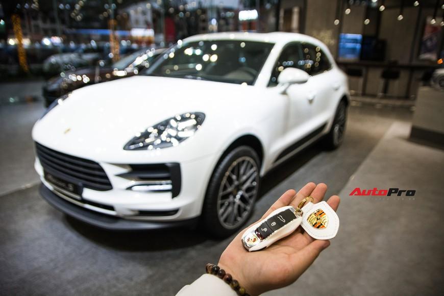 Khám phá chi tiết Porsche Macan S 2019 giá 3,6 tỷ đồng vừa về Việt Nam - Ảnh 19.