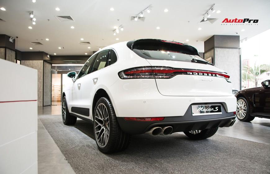 Khám phá chi tiết Porsche Macan S 2019 giá 3,6 tỷ đồng vừa về Việt Nam - Ảnh 10.