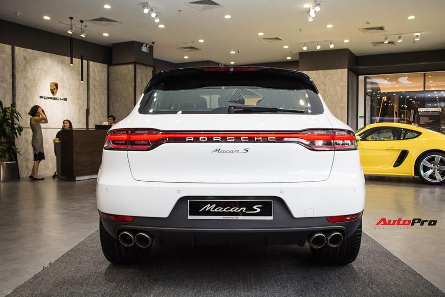 Khám phá chi tiết Porsche Macan S 2019 giá 3,6 tỷ đồng vừa về Việt Nam - Ảnh 11.