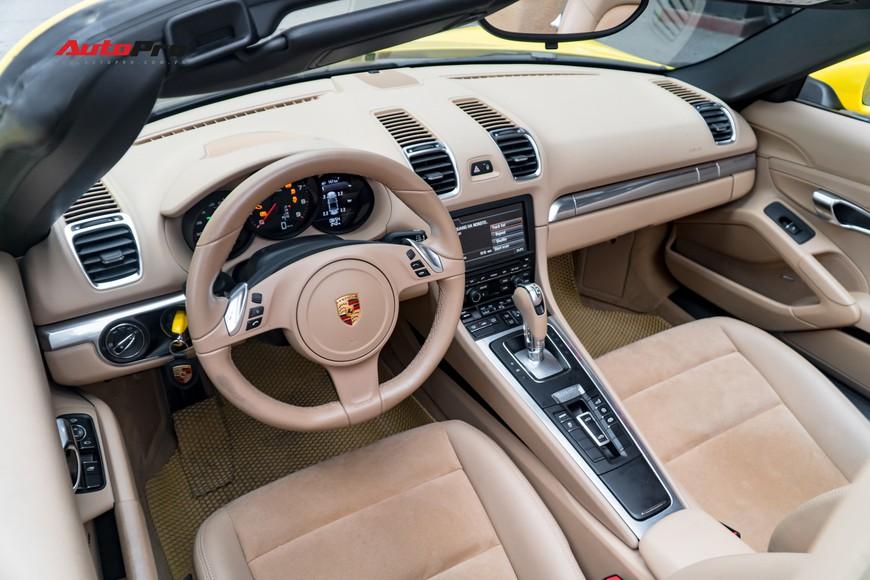 Porsche Boxster mới đi hơn 11.000 km rao bán giá 3,25 tỷ đồng tại Hà Nội - Ảnh 8.