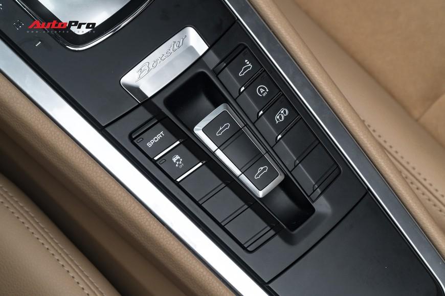 Porsche Boxster mới đi hơn 11.000 km rao bán giá 3,25 tỷ đồng tại Hà Nội - Ảnh 11.
