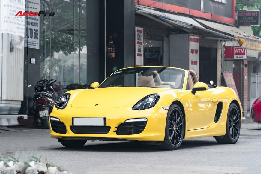 Porsche Boxster mới đi hơn 11.000 km rao bán giá 3,25 tỷ đồng tại Hà Nội - Ảnh 13.