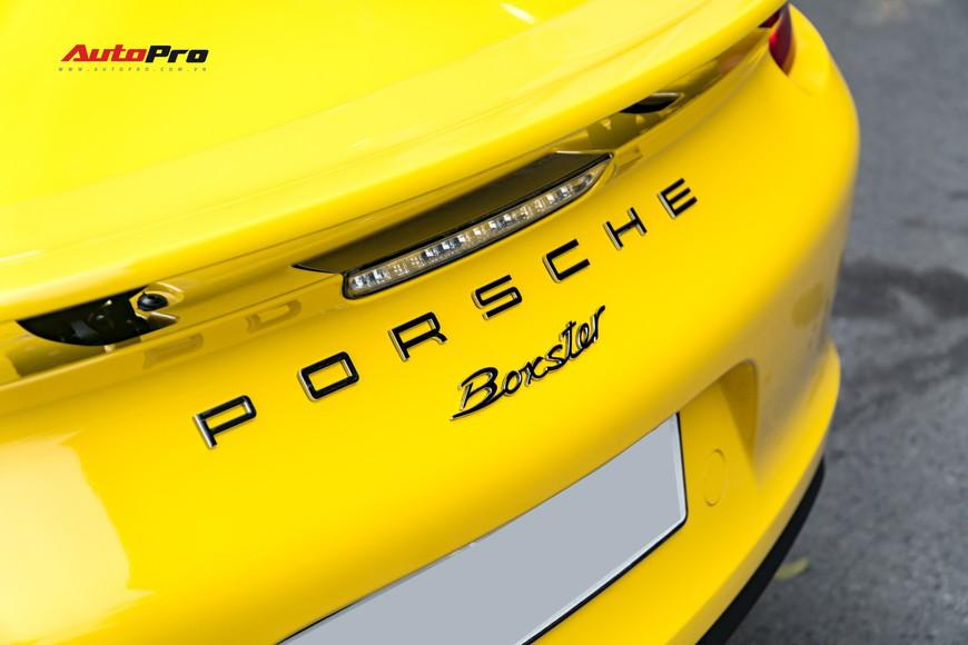 Porsche Boxster mới đi hơn 11.000 km rao bán giá 3,25 tỷ đồng tại Hà Nội - Ảnh 6.