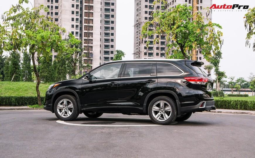 Toyota Highlander Limited 2019 đầu tiên giá hơn 4 tỷ đồng về Việt Nam: Động cơ V6, nhập khẩu Mỹ - Ảnh 4.