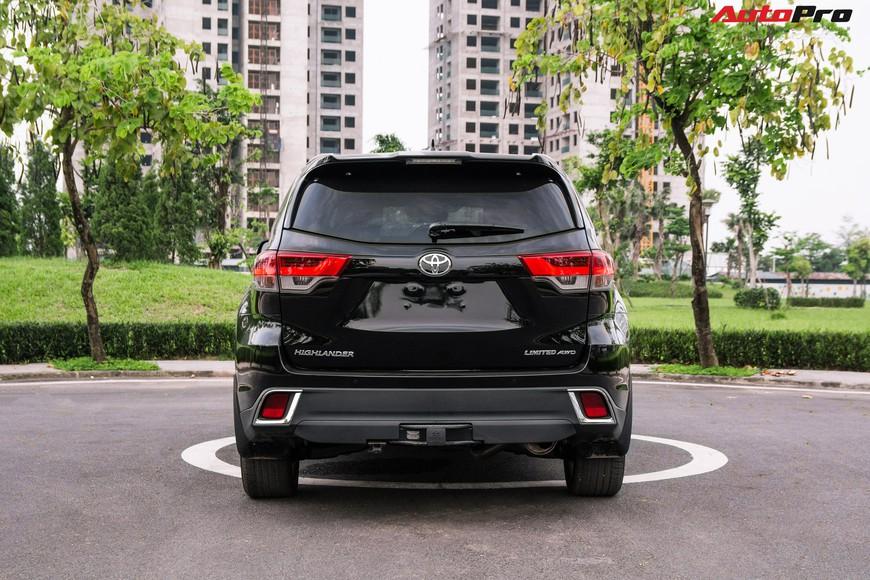 Toyota Highlander Limited 2019 đầu tiên giá hơn 4 tỷ đồng về Việt Nam: Động cơ V6, nhập khẩu Mỹ - Ảnh 5.
