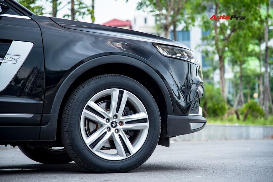 Trải nghiệm nhanh Zotye Z8 - SUV Trung Quốc gây tranh cãi tại Việt Nam - Ảnh 3.