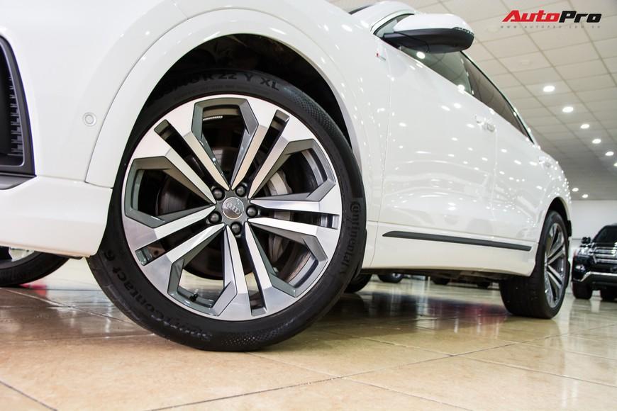 Mục sở thị Audi Q8 2019 đầu tiên Việt Nam, nổi bật với dàn loa hơn 100 triệu đồng - Ảnh 9.