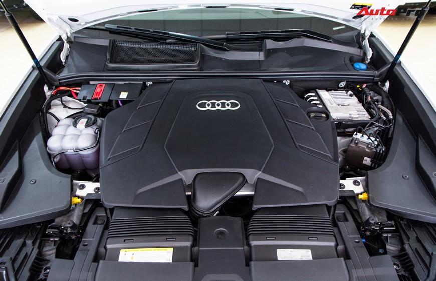 Mục sở thị Audi Q8 2019 đầu tiên Việt Nam, nổi bật với dàn loa hơn 100 triệu đồng - Ảnh 22.