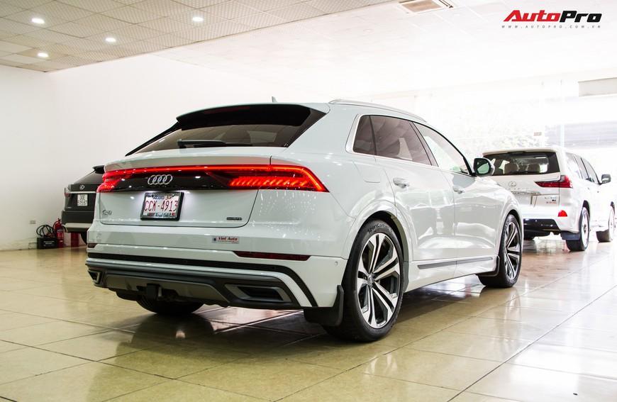 Mục sở thị Audi Q8 2019 đầu tiên Việt Nam, nổi bật với dàn loa hơn 100 triệu đồng - Ảnh 10.