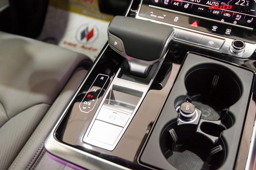 Mục sở thị Audi Q8 2019 đầu tiên Việt Nam, nổi bật với dàn loa hơn 100 triệu đồng - Ảnh 17.