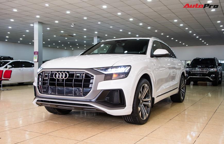 Mục sở thị Audi Q8 2019 đầu tiên Việt Nam, nổi bật với dàn loa hơn 100 triệu đồng - Ảnh 1.