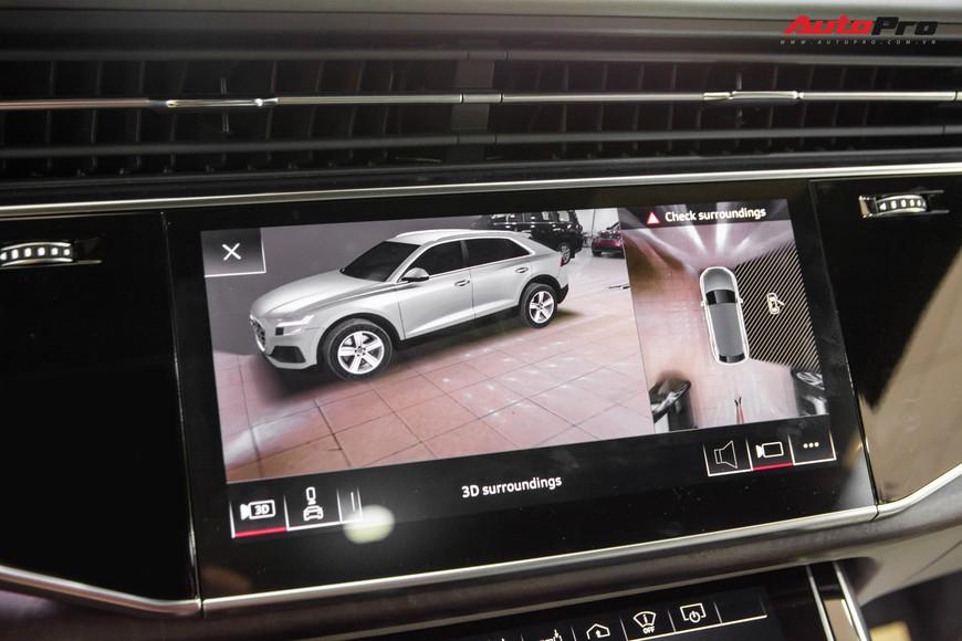 Mục sở thị Audi Q8 2019 đầu tiên Việt Nam, nổi bật với dàn loa hơn 100 triệu đồng - Ảnh 16.