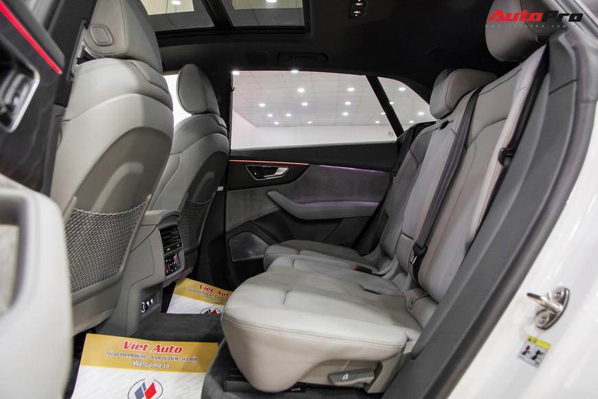 Mục sở thị Audi Q8 2019 đầu tiên Việt Nam, nổi bật với dàn loa hơn 100 triệu đồng - Ảnh 19.