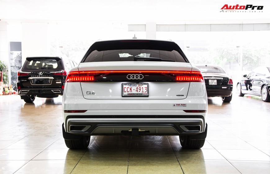 Mục sở thị Audi Q8 2019 đầu tiên Việt Nam, nổi bật với dàn loa hơn 100 triệu đồng - Ảnh 11.