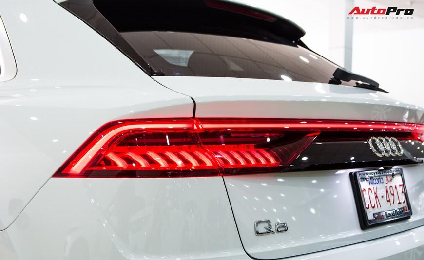 Mục sở thị Audi Q8 2019 đầu tiên Việt Nam, nổi bật với dàn loa hơn 100 triệu đồng - Ảnh 12.