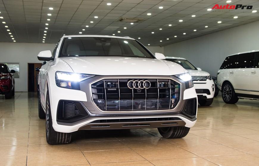 Mục sở thị Audi Q8 2019 đầu tiên Việt Nam, nổi bật với dàn loa hơn 100 triệu đồng - Ảnh 6.