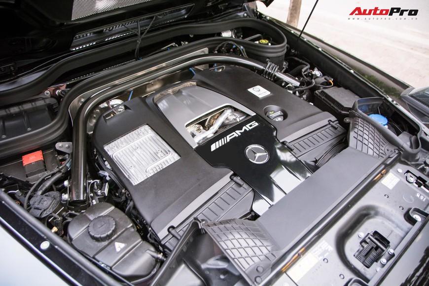 Chi tiết Mercedes-AMG G63 2019 giá 13 tỷ đồng: Mẫu SUV hạng sang liên tục cháy hàng khi về nước - Ảnh 14.