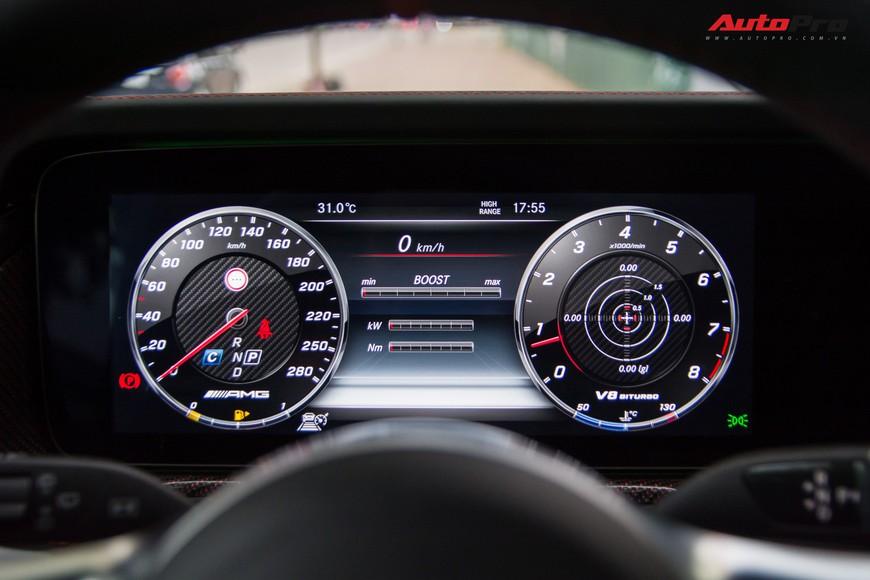 Chi tiết Mercedes-AMG G63 2019 giá 13 tỷ đồng: Mẫu SUV hạng sang liên tục cháy hàng khi về nước - Ảnh 7.