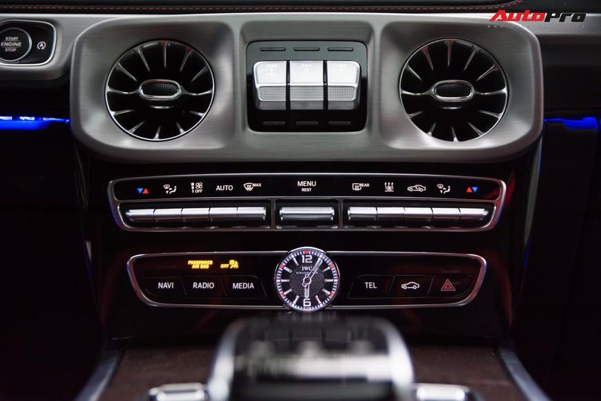 Chi tiết Mercedes-AMG G63 2019 giá 13 tỷ đồng: Mẫu SUV hạng sang liên tục cháy hàng khi về nước - Ảnh 9.