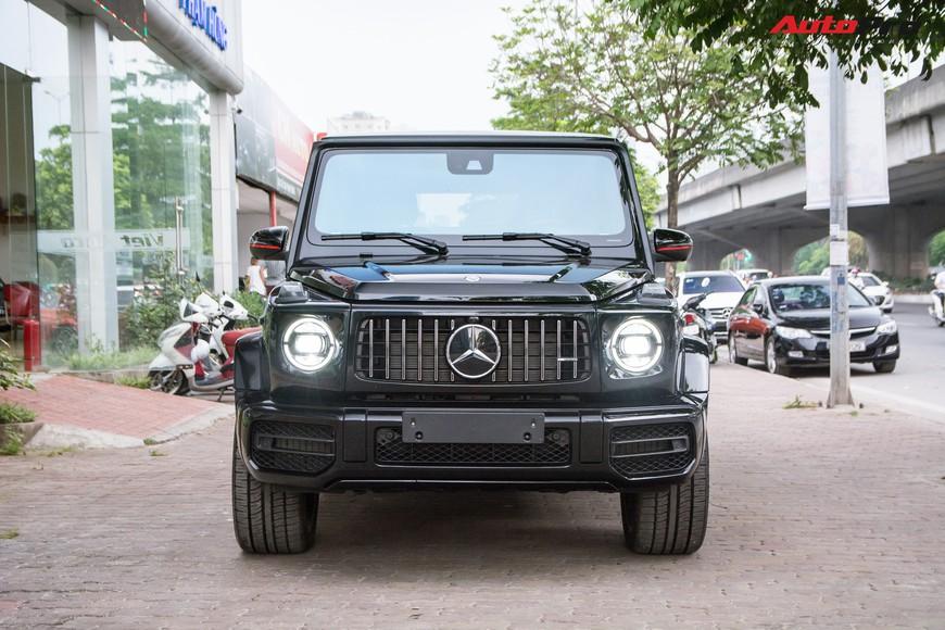 Chi tiết Mercedes-AMG G63 2019 giá 13 tỷ đồng: Mẫu SUV hạng sang liên tục cháy hàng khi về nước - Ảnh 1.