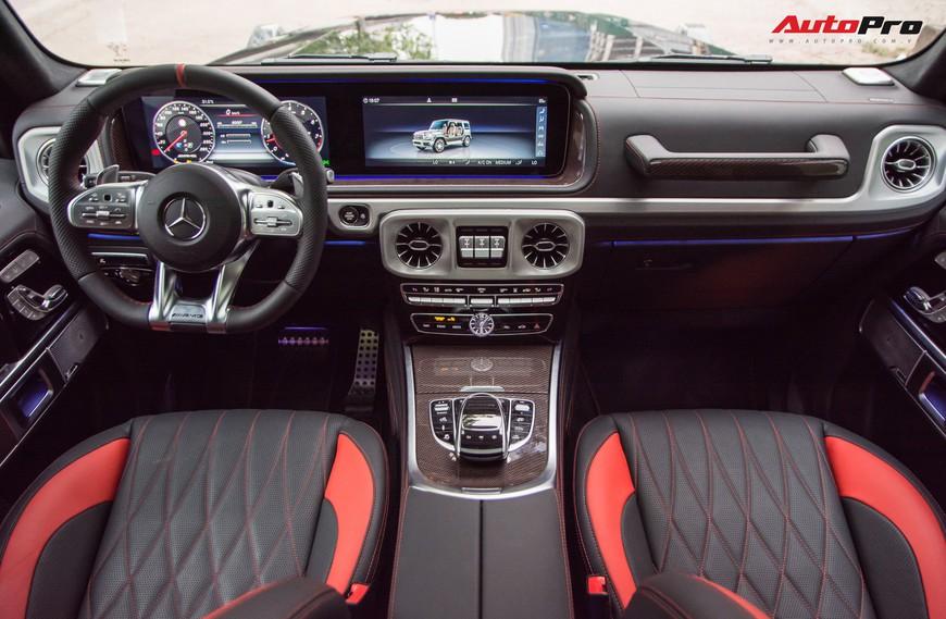 Chi tiết Mercedes-AMG G63 2019 giá 13 tỷ đồng: Mẫu SUV hạng sang liên tục cháy hàng khi về nước - Ảnh 5.