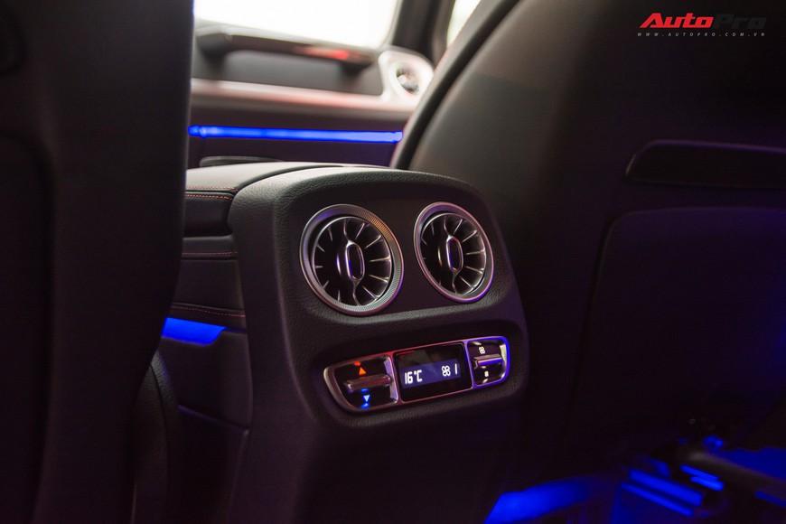 Chi tiết Mercedes-AMG G63 2019 giá 13 tỷ đồng: Mẫu SUV hạng sang liên tục cháy hàng khi về nước - Ảnh 13.