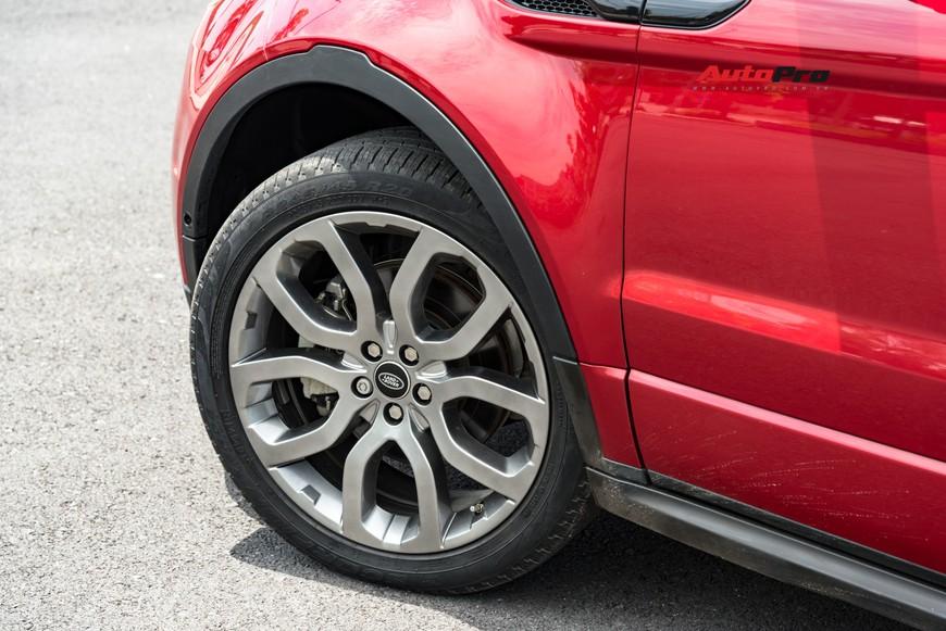 Đại gia Việt mất gần 2 tỷ đồng sau 3 năm đầu sử dụng Range Rover Evoque 'bản full' - Ảnh 3.