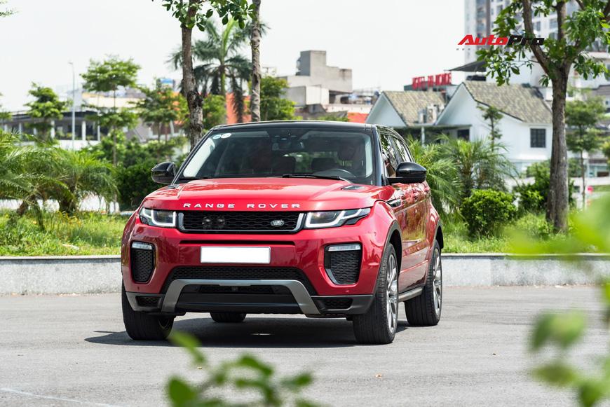 Đại gia Việt mất gần 2 tỷ đồng sau 3 năm đầu sử dụng Range Rover Evoque 'bản full' - Ảnh 14.