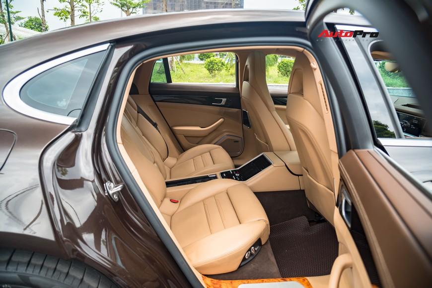 Bán Porsche Panamera sau 23.000 km, đại gia Việt vẫn dư tiền sắm SUV Cayenne - Ảnh 12.