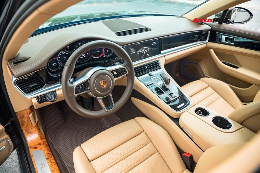 Bán Porsche Panamera sau 23.000 km, đại gia Việt vẫn dư tiền sắm SUV Cayenne - Ảnh 7.