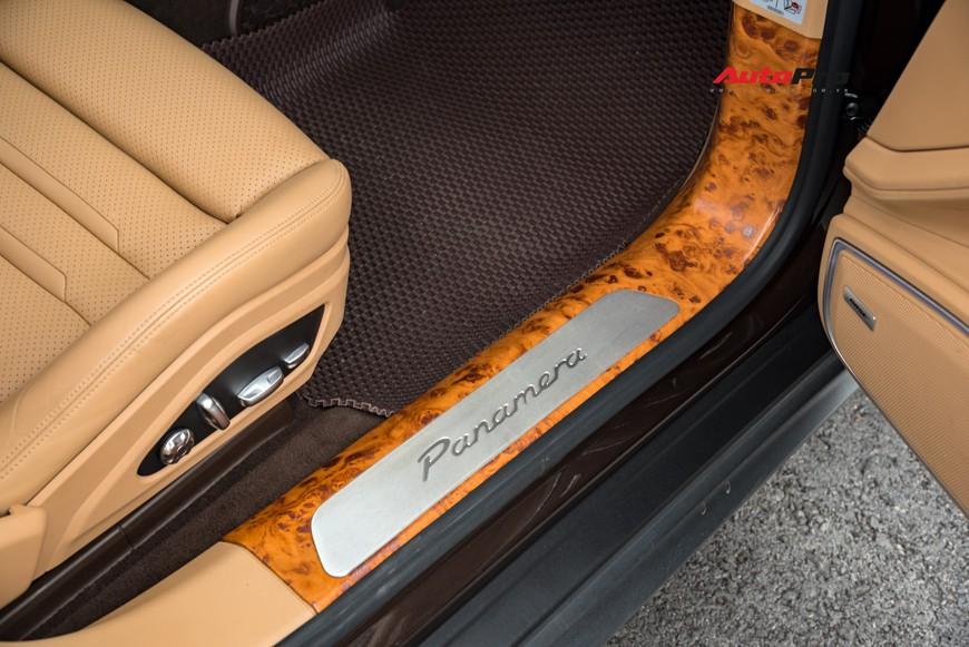 Bán Porsche Panamera sau 23.000 km, đại gia Việt vẫn dư tiền sắm SUV Cayenne - Ảnh 8.
