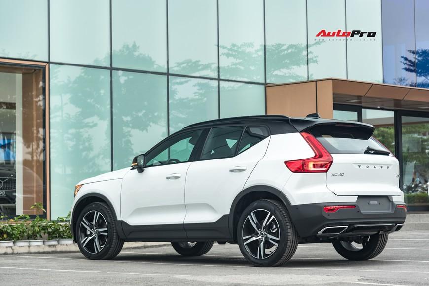 Đánh giá nhanh Volvo XC40 giá 1,75 tỷ đồng: Lật mở nhiều bất ngờ sau mẫu SUV tưởng nhỏ con và chỉ dành cho đô thị - Ảnh 6.