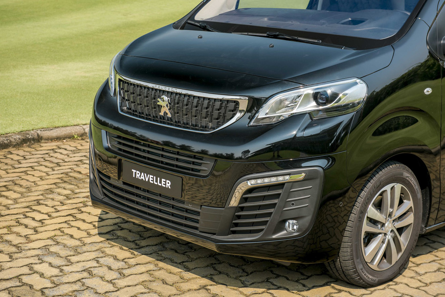 Khám phá chi tiết Peugeot Traveller Premium giá gần 2,25 tỷ đồng - MPV hạng sang cho thương gia - Ảnh 2.