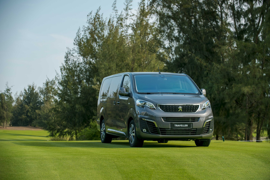 Khám phá chi tiết Peugeot Traveller Premium giá gần 2,25 tỷ đồng - MPV hạng sang cho thương gia - Ảnh 9.