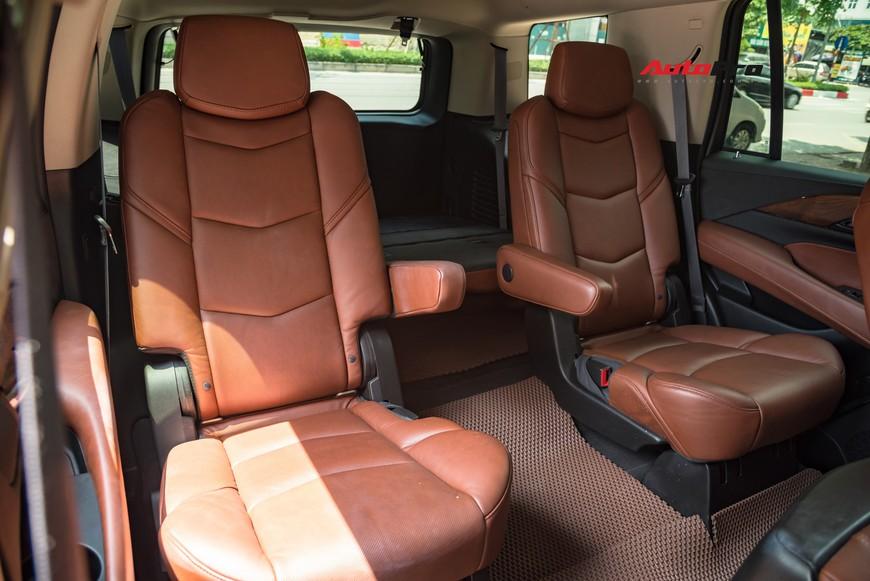 Cadillac Escalade 2015 giá 4,8 tỷ đồng - Khủng long Mỹ giữ chất sau 4 năm tuổi - Ảnh 10.