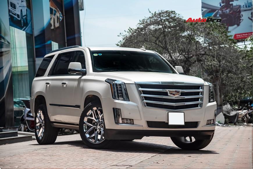 Cadillac Escalade 2015 giá 4,8 tỷ đồng - Khủng long Mỹ giữ chất sau 4 năm tuổi - Ảnh 12.