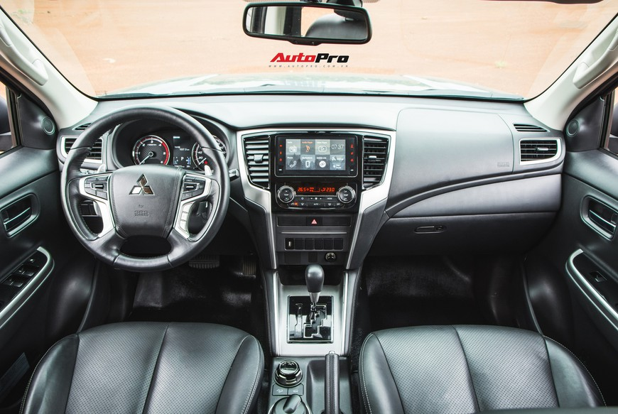 Đây là cách Mitsubishi Triton 2019 chiêu dụ khách Việt không mua Ford Ranger - Ảnh 7.
