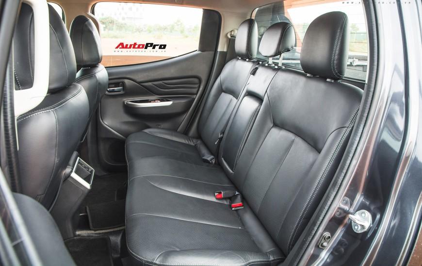 Đây là cách Mitsubishi Triton 2019 chiêu dụ khách Việt không mua Ford Ranger - Ảnh 11.