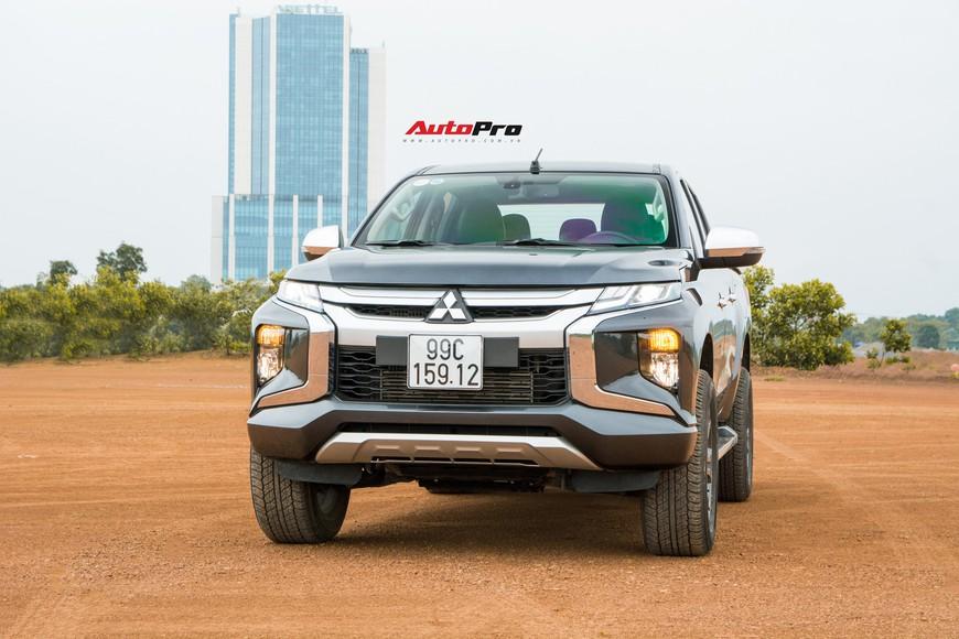 Đây là cách Mitsubishi Triton 2019 chiêu dụ khách Việt không mua Ford Ranger - Ảnh 2.
