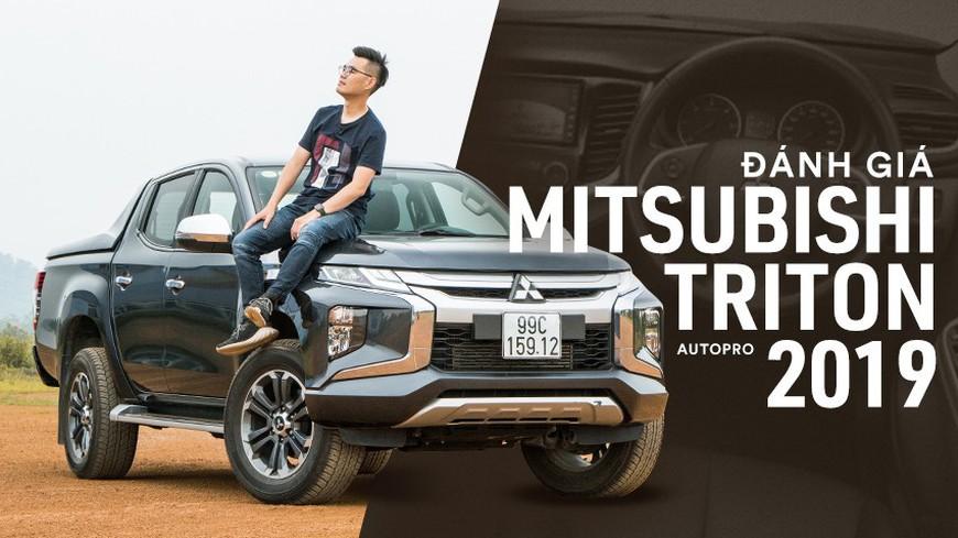 Đây là cách Mitsubishi Triton 2019 chiêu dụ khách Việt không mua Ford Ranger