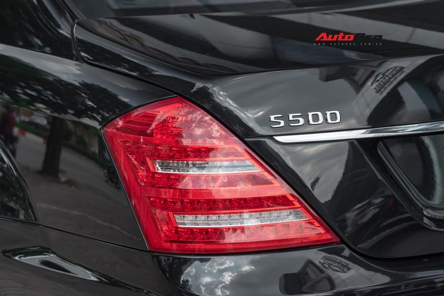 Mercedes-Benz S500 9 năm tuổi - Xe sang trong tầm giá Toyota Camry - Ảnh 5.