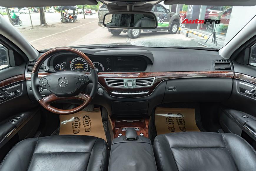 Mercedes-Benz S500 9 năm tuổi - Xe sang trong tầm giá Toyota Camry - Ảnh 6.