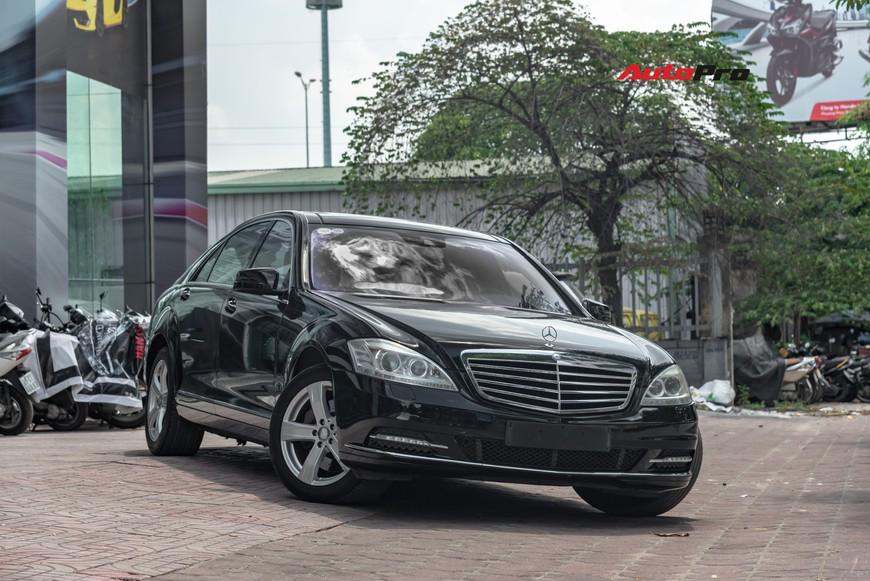 Mercedes-Benz S500 9 năm tuổi - Xe sang trong tầm giá Toyota Camry - Ảnh 2.