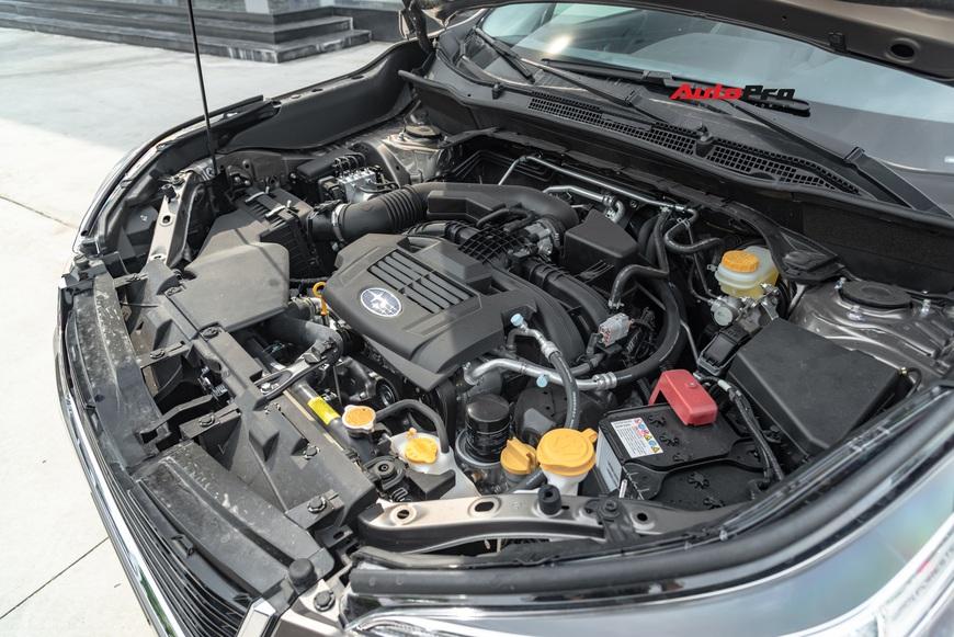 Đánh giá nhanh Subaru Forester 2019: Le lói cơ hội trước Honda CR-V và Mazda CX-5 - Ảnh 8.