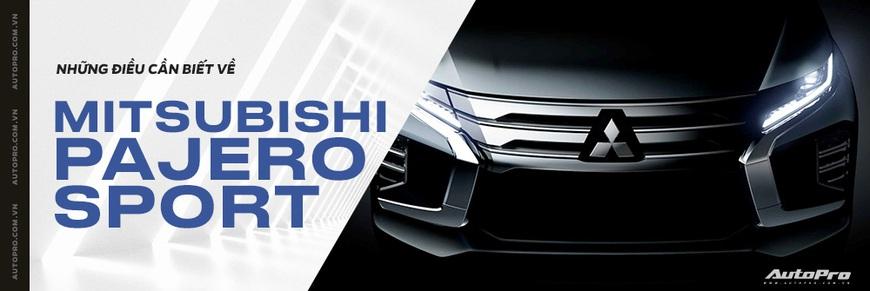 Mitsubishi Pajero Sport 2020 giá từ 1,11 tỷ đồng - Lật 'thế cờ' công nghệ với Toyota Fortuner - Ảnh 11.