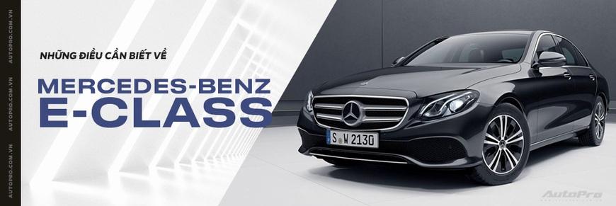 Đánh giá nhanh Mercedes-Benz E-Class 2019: Đe doạ cả BMW 3-Series mới sắp về Việt Nam - Ảnh 18.