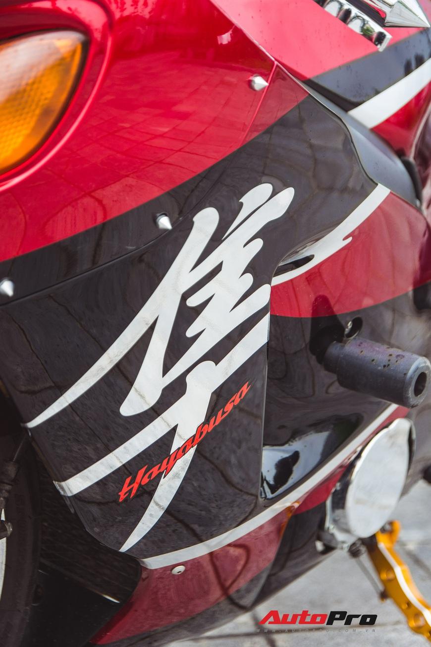 Khám phá Thần Gió Suzuki Hayabusa độ gắp kéo dài duy nhất tại Hà Nội cùng lời chia sẻ của chủ nhân sau hơn 1 năm sử dụng - Ảnh 4.