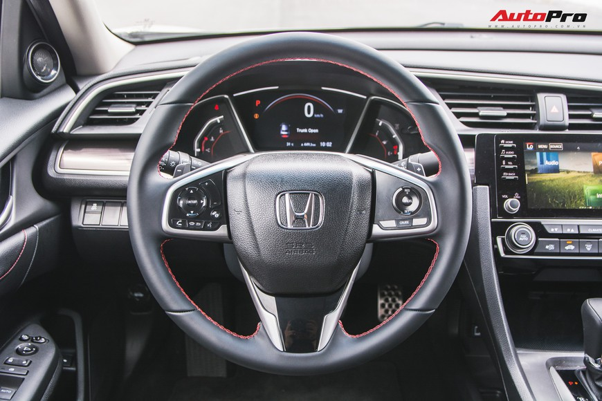 Đánh giá Honda Civic RS 2019 - Lựa chọn cần cả con tim và lý trí - Ảnh 8.