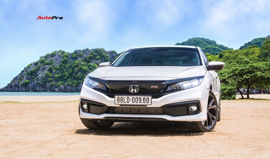 Đánh giá Honda Civic RS 2019 - Lựa chọn cần cả con tim và lý trí - Ảnh 2.