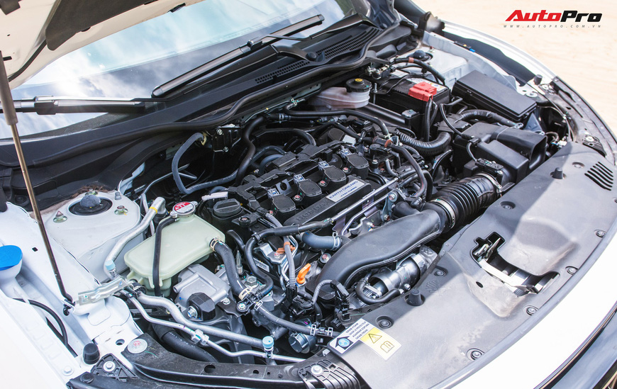 Đánh giá Honda Civic RS 2019 - Lựa chọn cần cả con tim và lý trí - Ảnh 5.